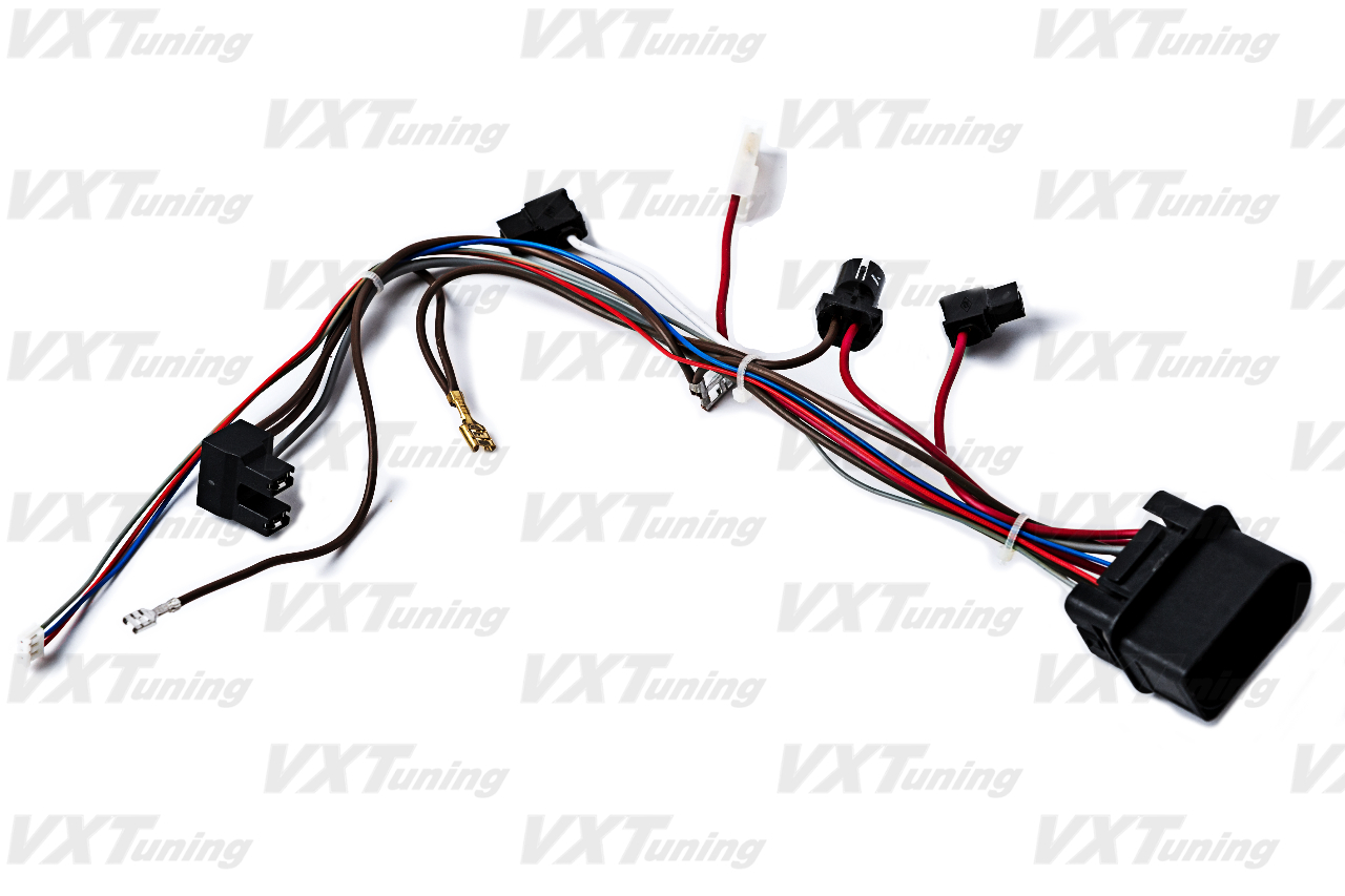Euro Spec E-Code Wiring Harness – MK4 Golf / GTI / R32 – VX Tuning | The  Best LED / HID Headlight & Lighting Upgrade for you VW/AudiVX Tuning